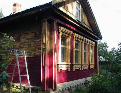 Как обновить старый дачный домик
