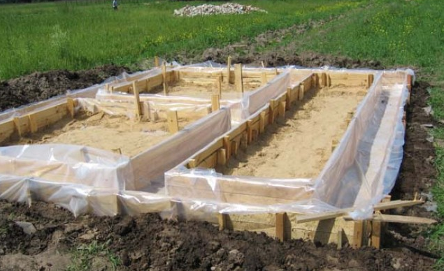 Столбиков гидроизоляция деревянных