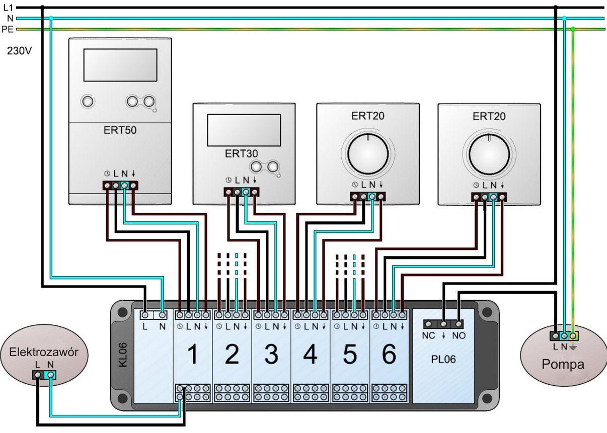 Схема терморегулятора для теплого пола своими руками схема фото 436