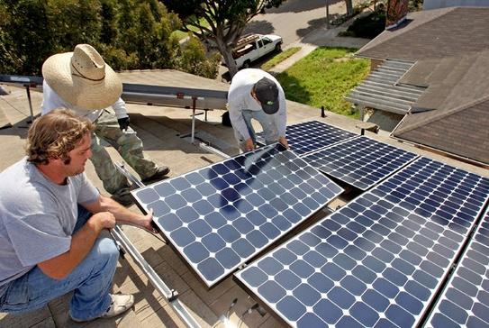 Установить солнечную батарею на дом цена - 9
