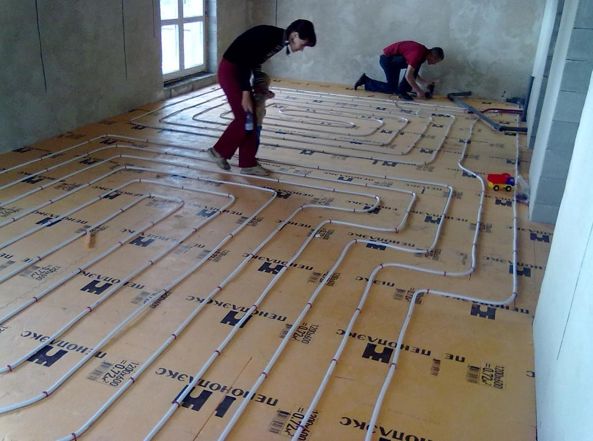 Система отопления квартиры своими руками фото 261