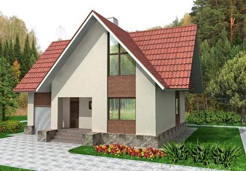 Строим дом из газобетонных блоки