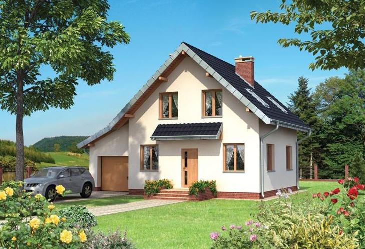 Проекты домов из сибита