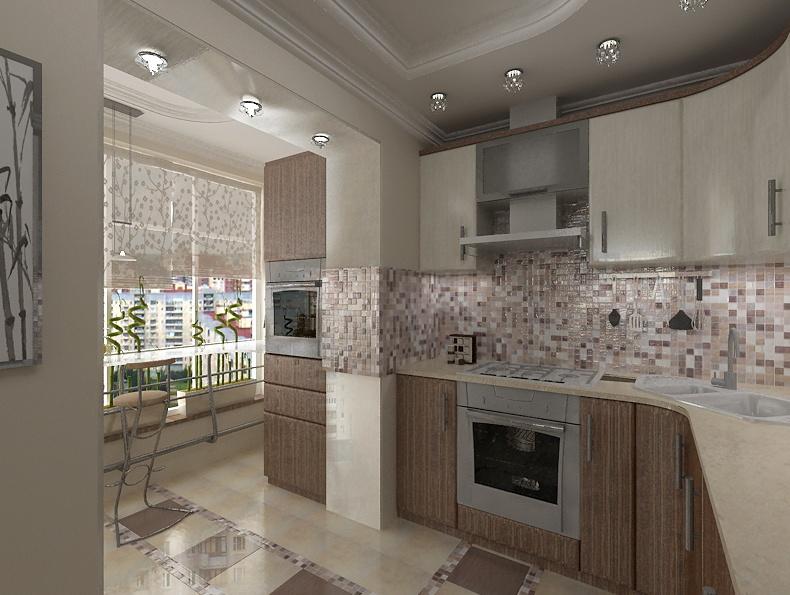 Дизайн кухонь видео