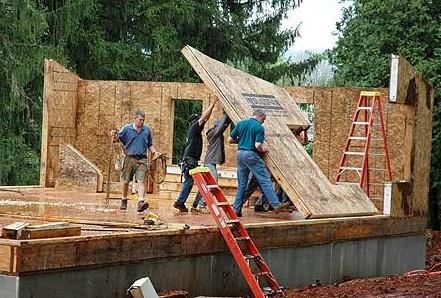 Как Построить Деревянный Каркасный Дом Своими Руками Пошаговая Инструкция - фото 7