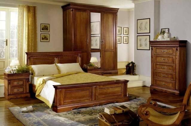 мебель для спальной комнаты выбрать правильно